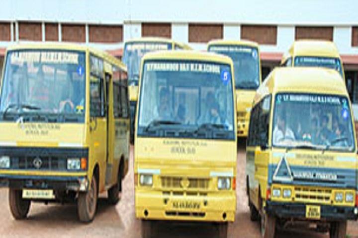 V P Mahamood Haji Memorial English School-Bus