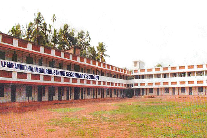 V P Mahamood Haji Memorial English School-Campus View
