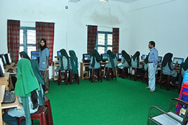 V P Mahamood Haji Memorial English School-Computer Lab