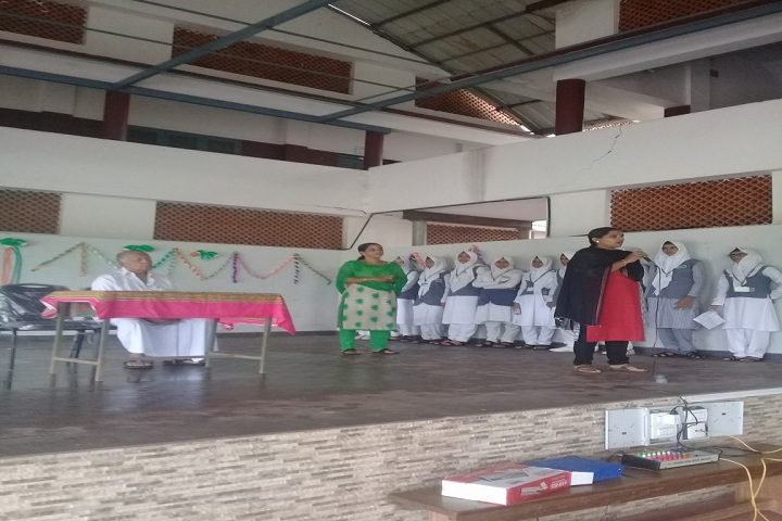 V P Mahamood Haji Memorial English School-Events Independance Day