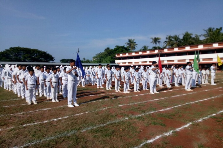 V P Mahamood Haji Memorial English School-Sports Day