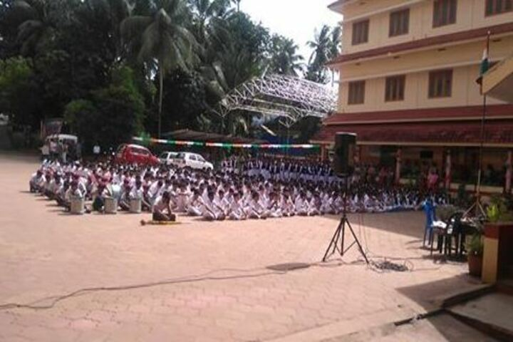 Vedavyasa Vidyalayam-Meeting