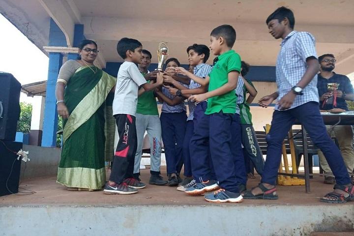Vidya Prakash Public School-Cricket Winner