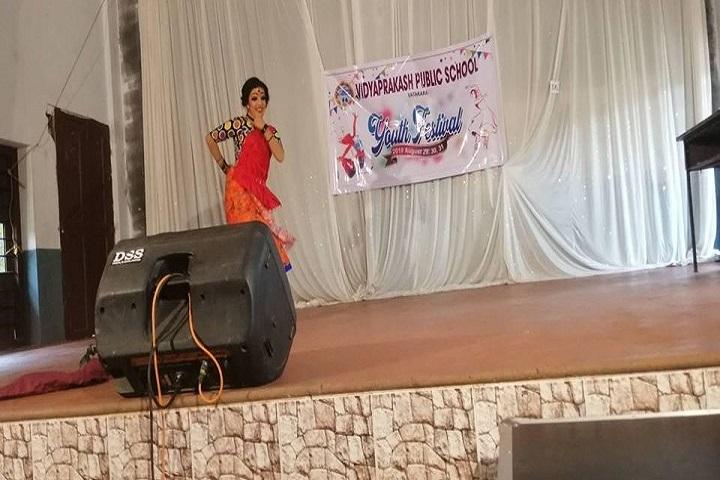 Vidya Prakash Public School-Dance