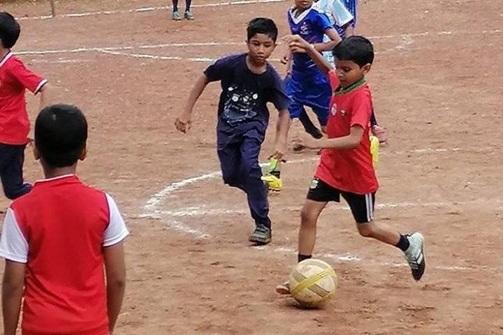 Vidya Prakash Public School-Foot Ball