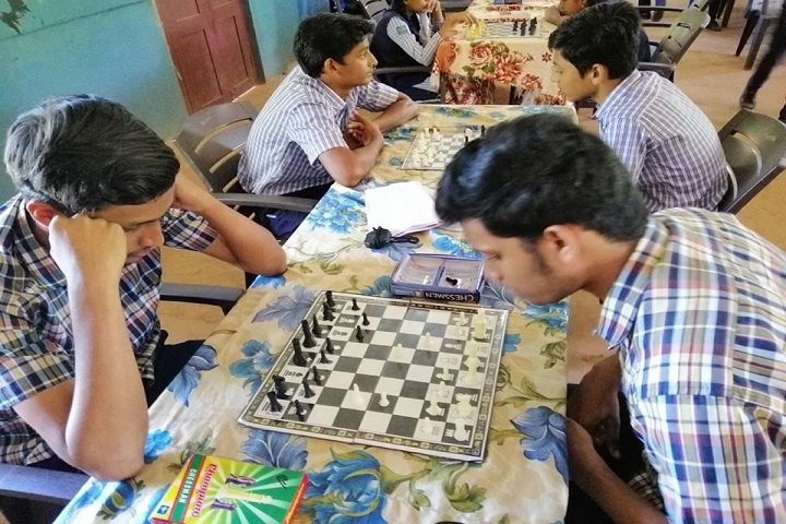 Vidya Prakash Public School-Game