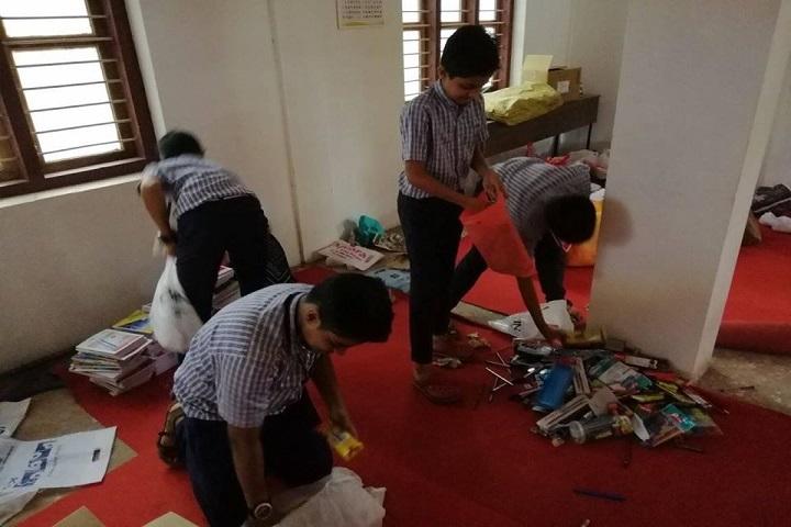 Vidya Prakash Public School-Kerala Flood Relief