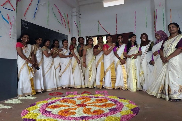 Vidya Prakash Public School-Onam Celebration