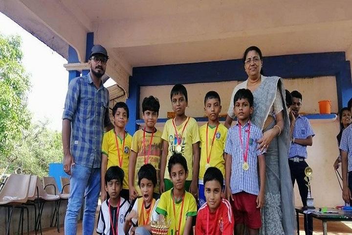 Vidya Prakash Public School-Sports Winner