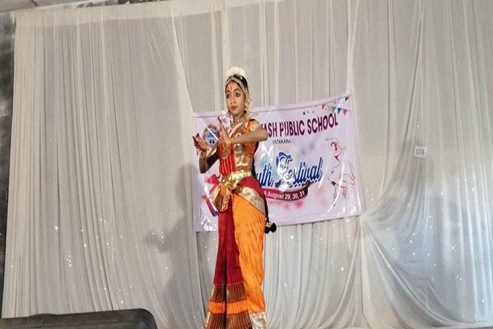 Vidya Prakash Public School-Youth Festival Celebration