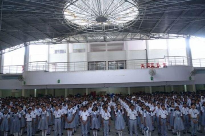 Vidyamount Public School-Assembly