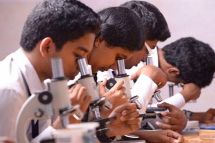 Vidyamount Public School-Biology Lab