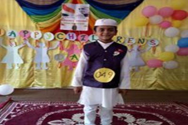 Vidyamount Public School-Childrens Day