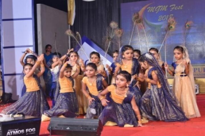 Vidyamount Public School-Dance