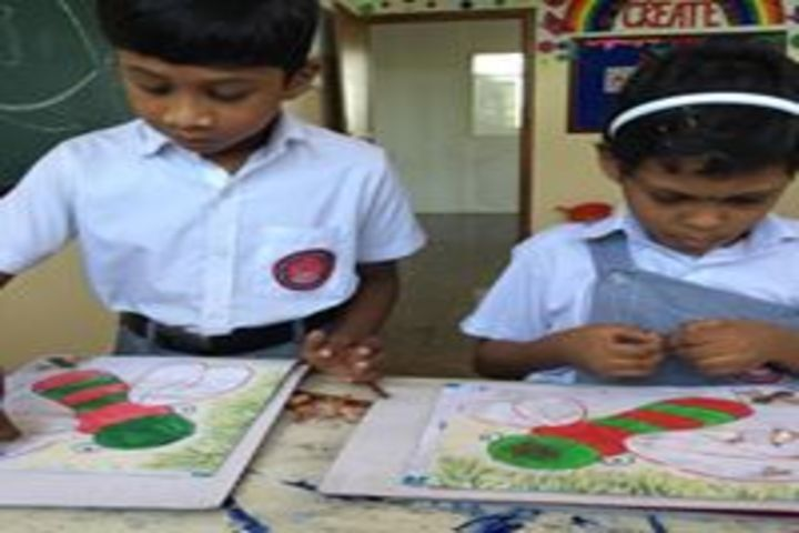 Vidyamount Public School-Drawing