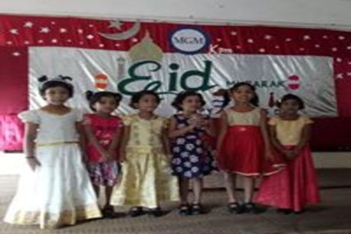 Vidyamount Public School-Eid Mubarak