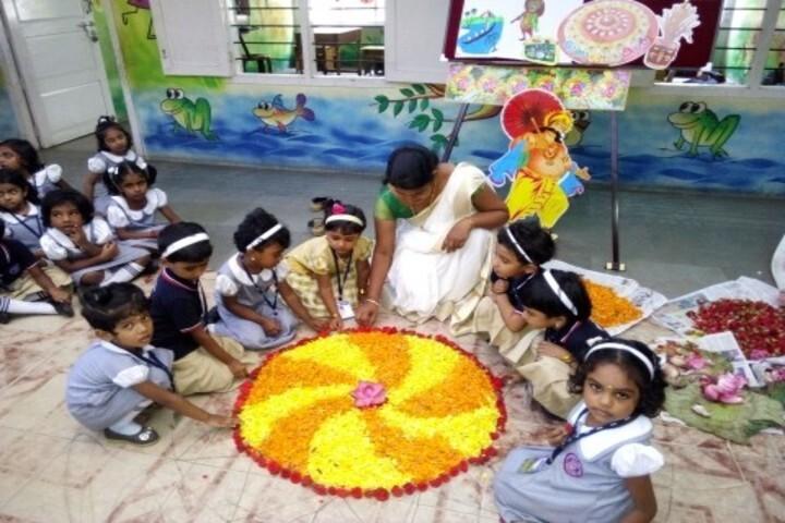 Vidyamount Public School-Onam Celebrations