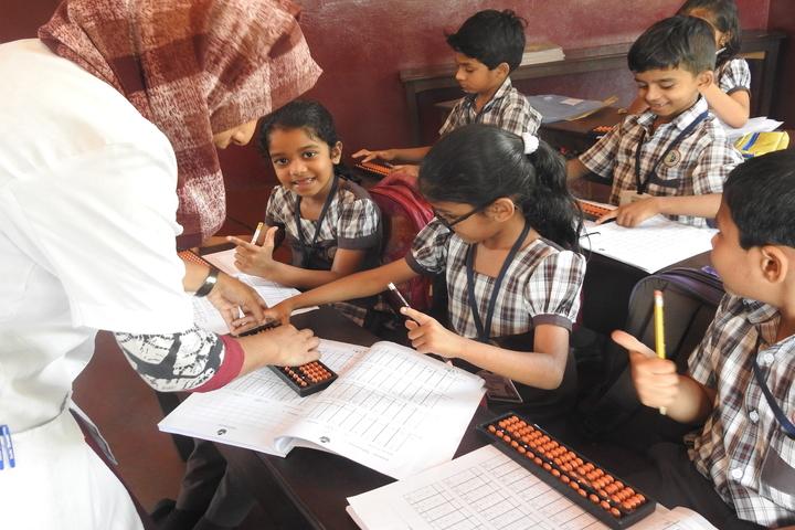 Vidyanagar public school - abacus