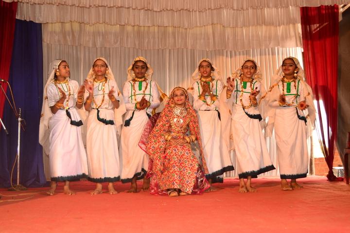 Vidyanagar public school - arts festival