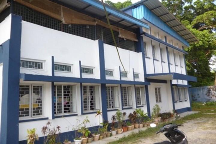 Kendriya vidyalaya No. 2- School Building