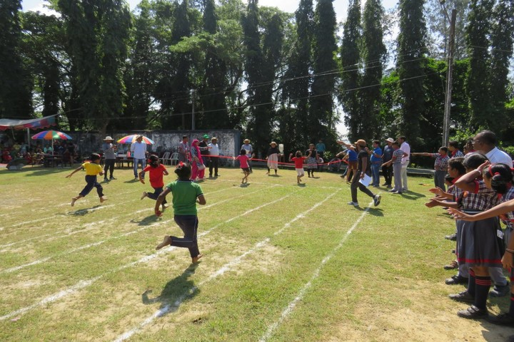 Kendriya vidyalaya No. 2- Sports Event