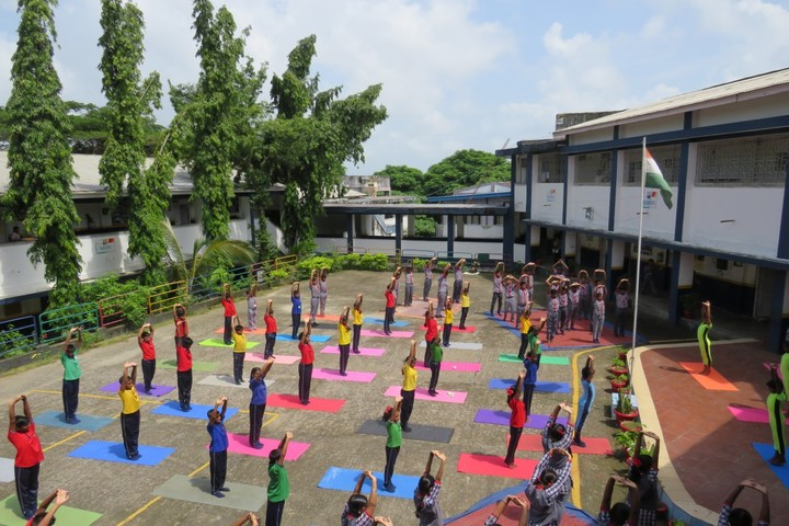 Kendriya vidyalaya No. 2- Yoga