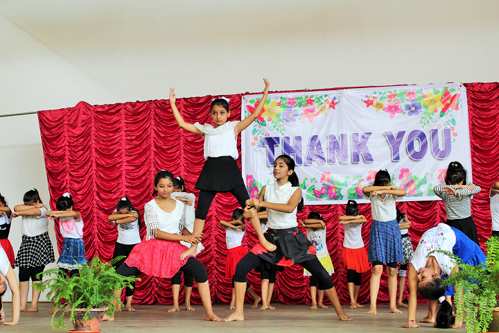 St Mary s English High School- Dance