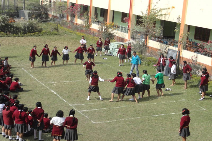 St Mary s English High School- Playground