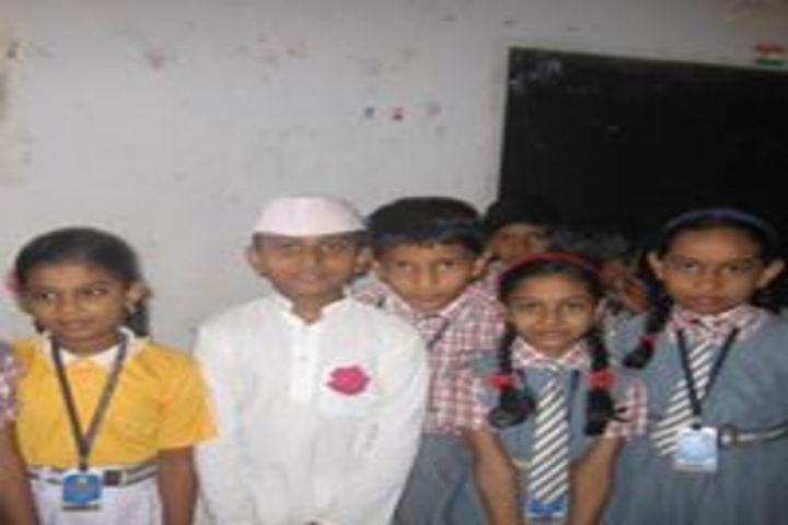 Vidyarambham Central School-Childrens Day