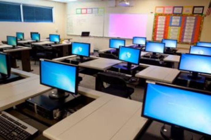 Vidyarambham Central School-Computer Lab