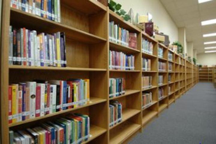 Vidyarambham Central School-Library