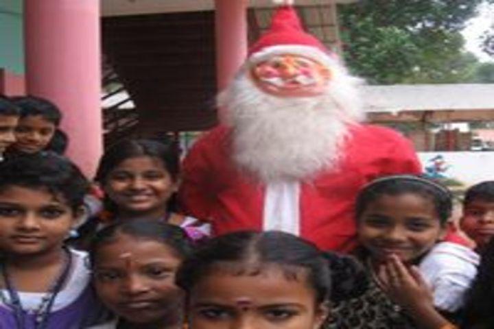 Vidyarambham Central School-Christmas Celebrations