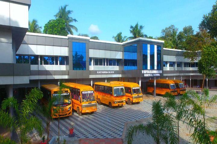 Vidyarambham Central School-School Building