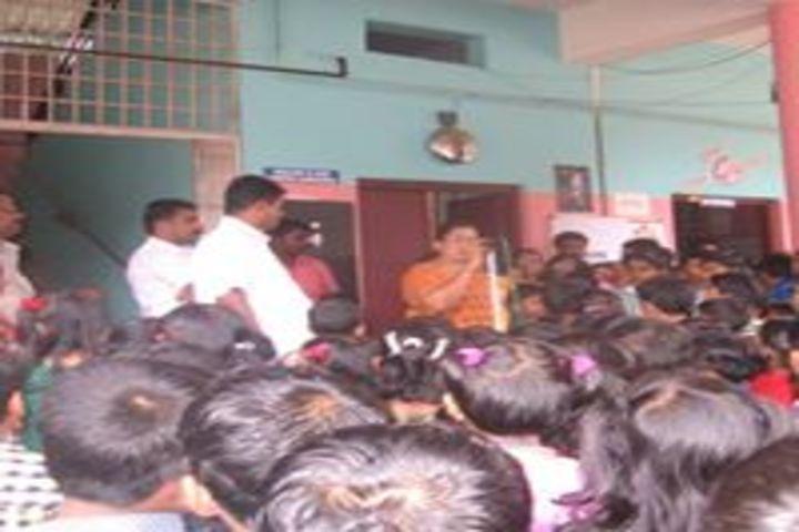 Vidyarambham Central School-Speech