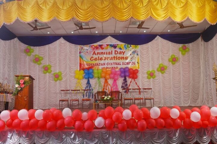 Vidyasadan Central School-Annual Day