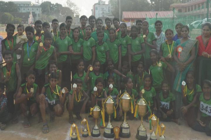 Vidyasadan Central School-Award