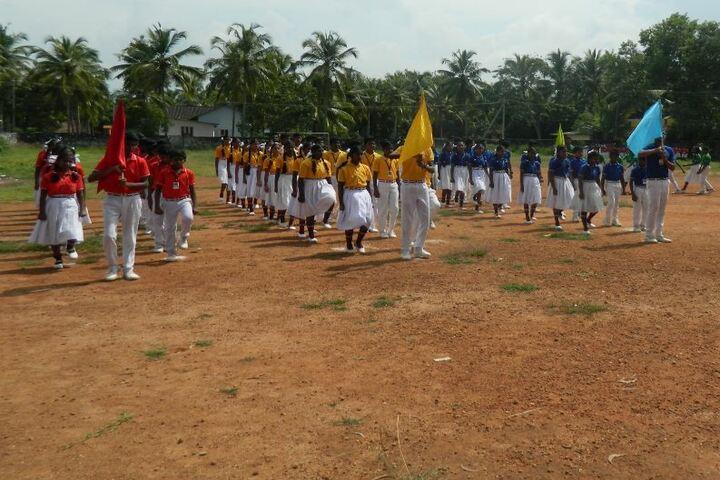 Vidyasadan Central School-Play Ground