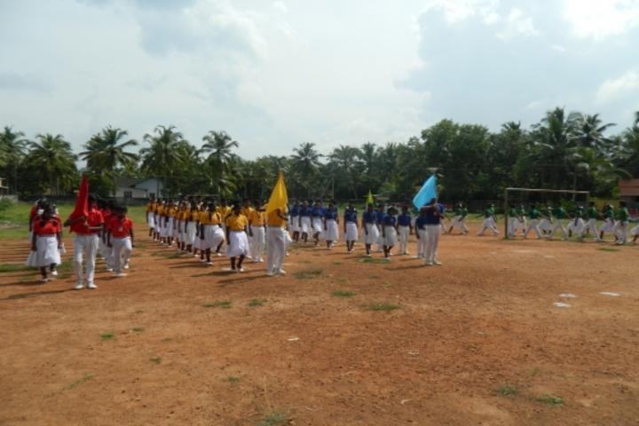 Vidyasadan Central School-Sports
