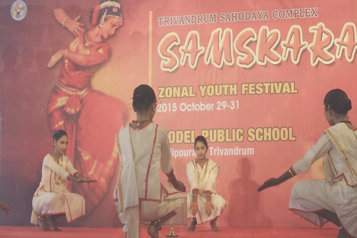 Vidyasadan Central School-Zonal Youth Festival