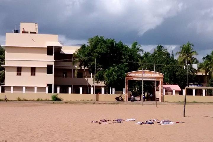 Vidyasadan Central School-Play Area