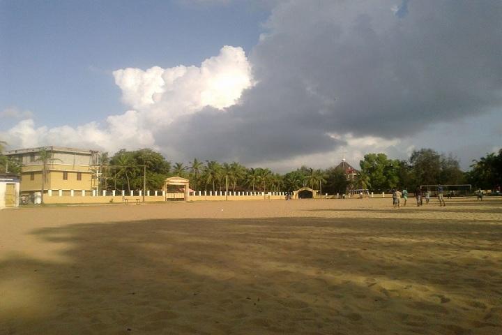 Vidyasadan Central School-School Area