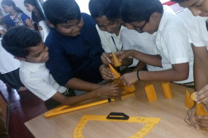Vidyatmika Public School-Maths Lab