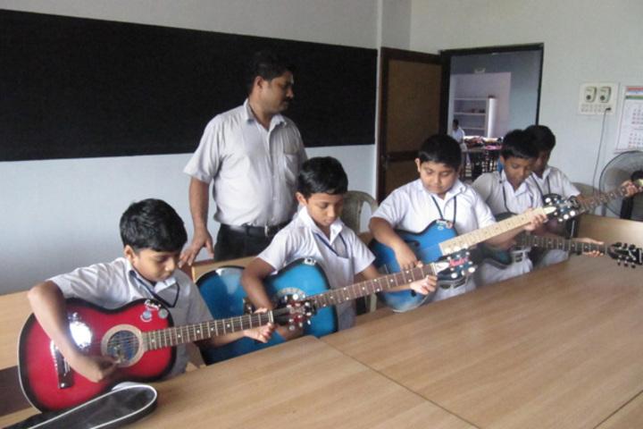 Vidyatmika Public School-Music