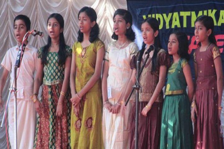 Vidyatmika Public School-Singing