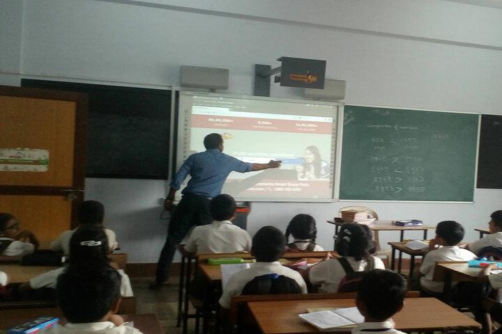 Vidyatmika Public School-Smart Class