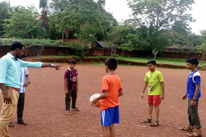 Vidyatmika Public School-Sports