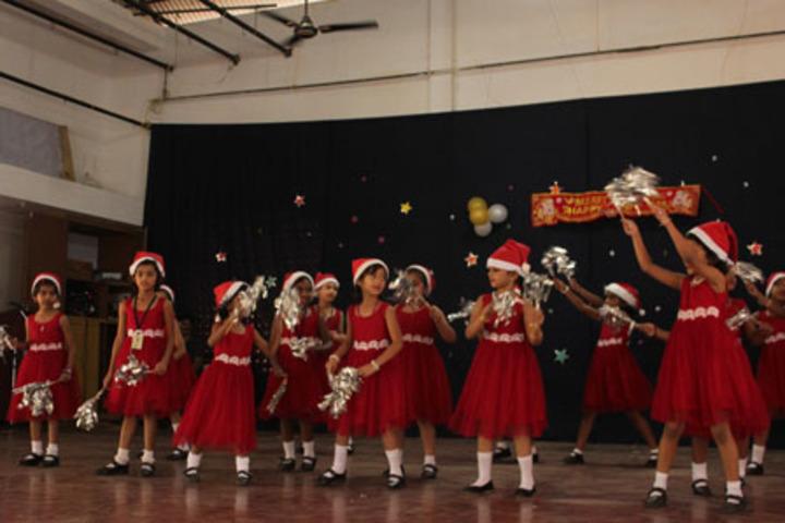 Vidyodaya school-Christmas Celebrations