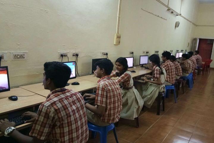 Vidyodaya school-Computer lab