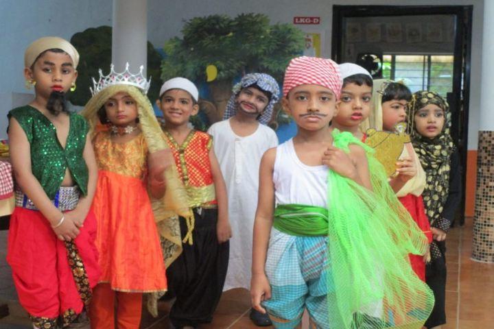 Vidyodaya school-Fancy Dress