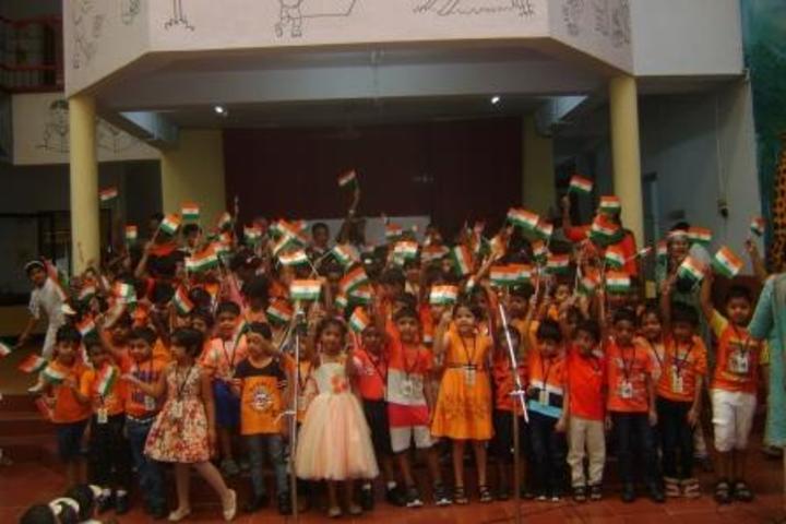 Vidyodaya school-Independence Day
